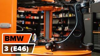 Как се сменят Комплект спирачни челюсти BMW 3 (E46) - ръководства