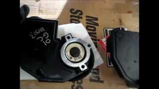 power steering reservoir bottle swap and installation jeep grand cherokee wj and xj