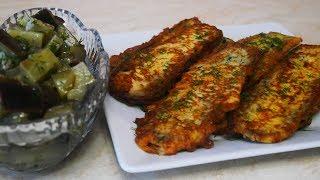 Баклажаны как грибы Шницели из баклажанов Баклажаны рецепт в духовке