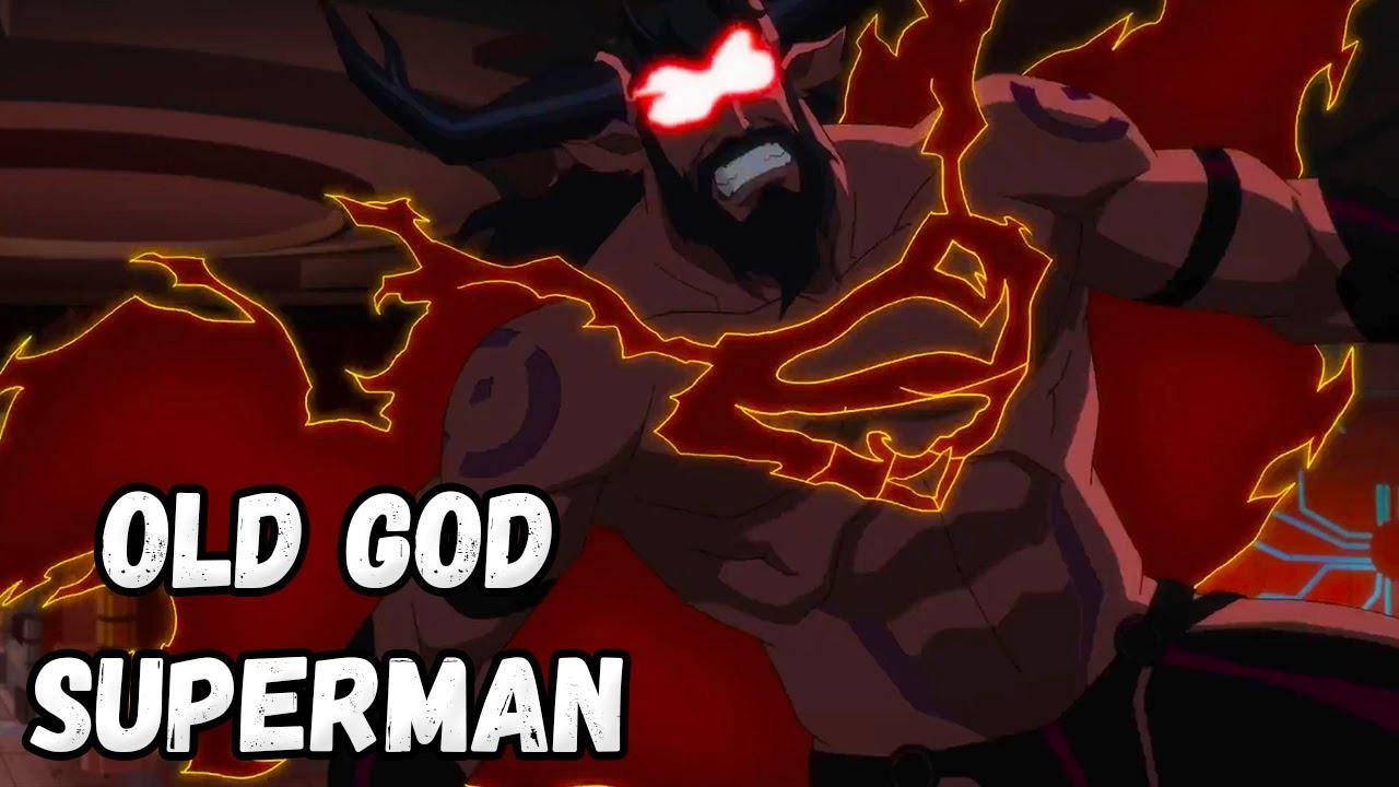 Download Superman (The Old God) VS Darkseid (The New God) : Justice League Apokolips War (2020)