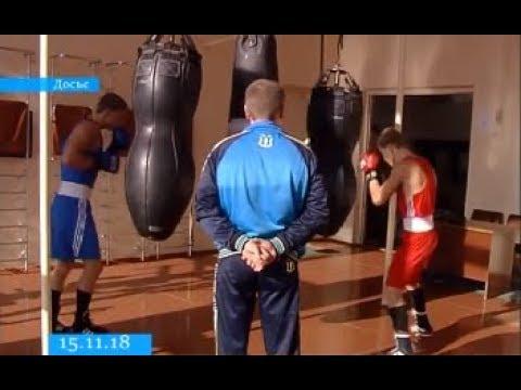 ТРК ВіККА: Срібне визнання: черкаський боксер підкорив міжнародний ринг