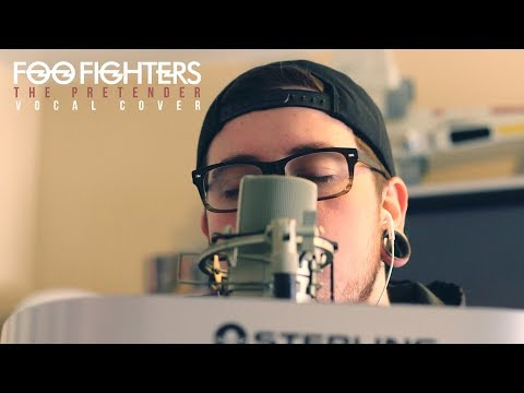Foo Fighters - The Pretender (Vocal cover by: Dylan Hamar)