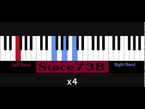 Stay Piano Tutorial Youtube
