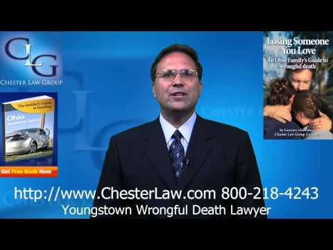 Youngstown Wrongful Death Lawyer Offers You Free Book