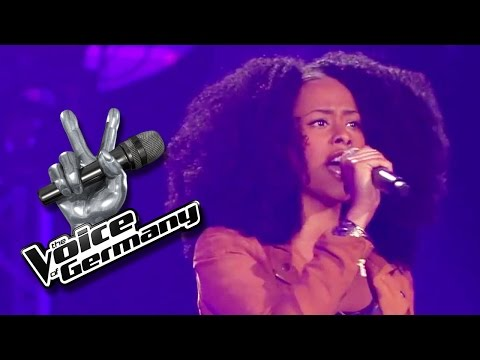 Where Is The Love? - The Black Eyed Peas | Mary Summer Cover | The Voice of Germany 2015 | Audition
