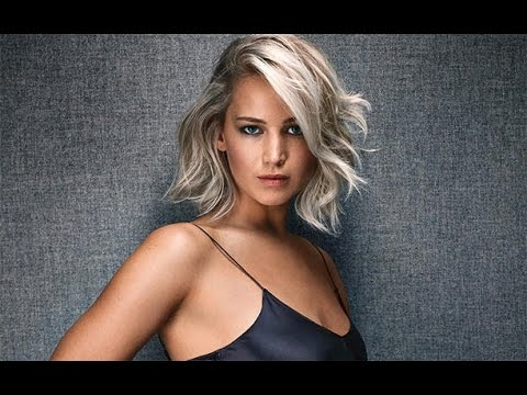 Jennifer Lawrence Named Entertainer of the Year - YouTube