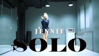 JENNIE(제니) - SOLO(솔로) DANCE MIRRORED 안무 거울모드 COVER [WAWA DANCE ACADEMY 와와댄스 마포본점]
