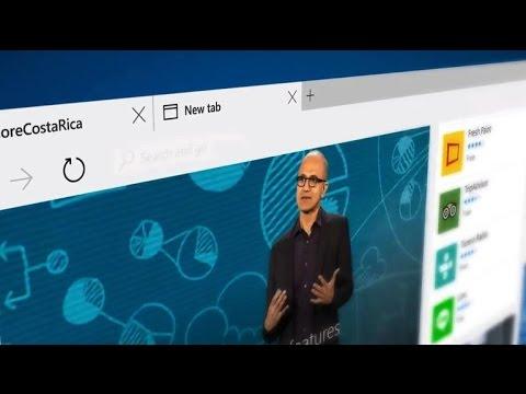 CNET Update - Meet Microsoft Edge, the replacement for Internet Explorer