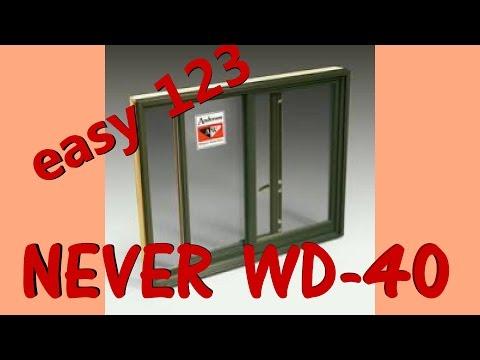 QUICK FIX STICKING DOORS & WINDOWS
