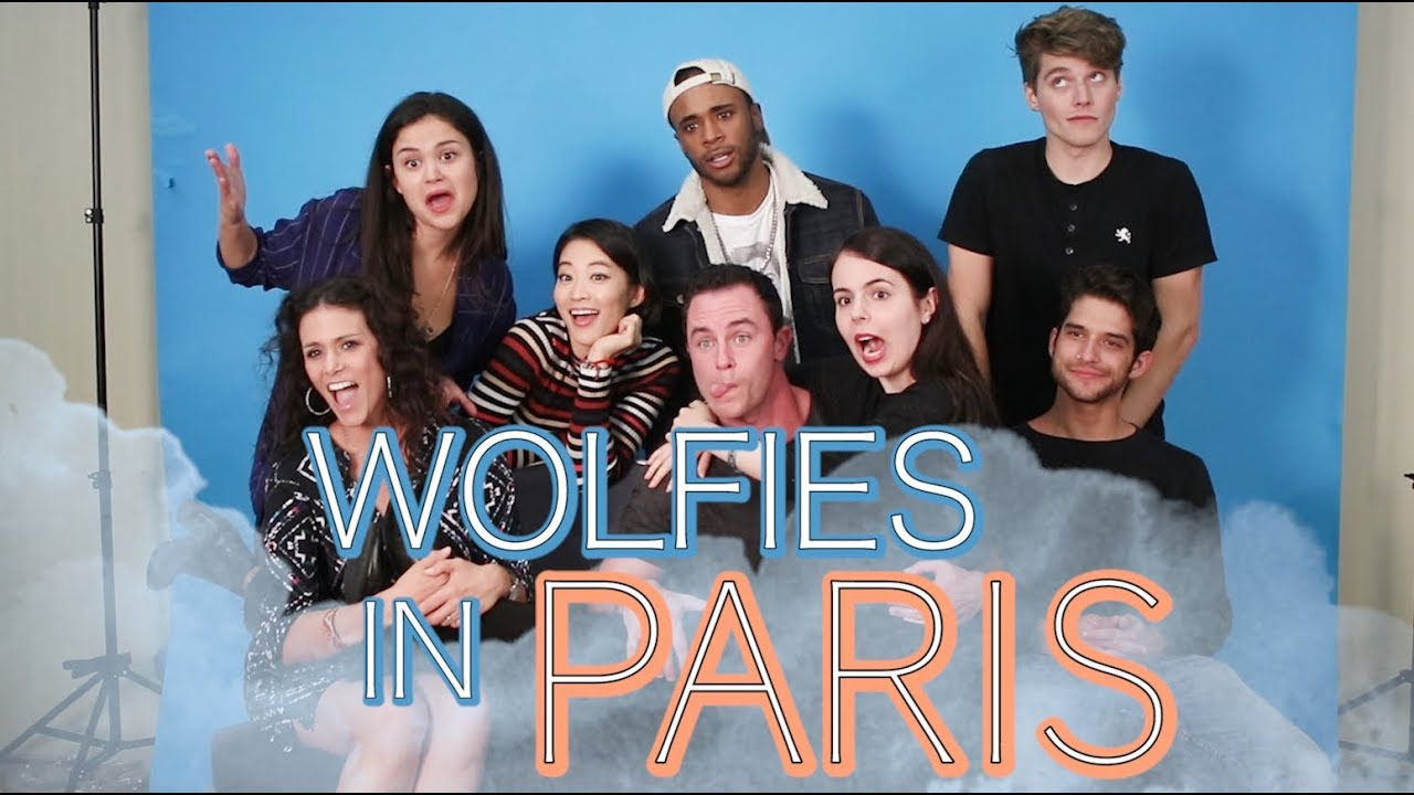 Wolfies in Paris (Day 1)