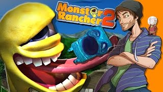 Monster Rancher 2 - SpaceHamster