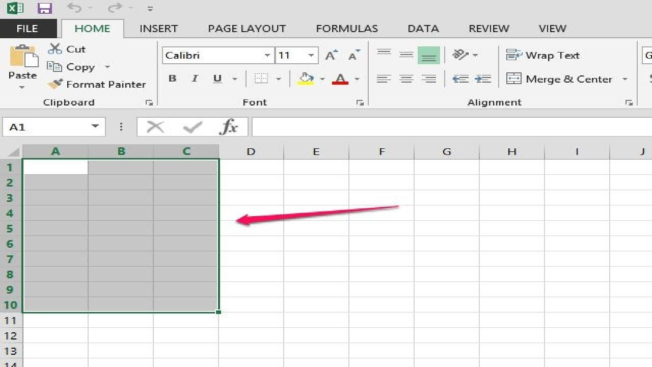 how to print address labels in excel