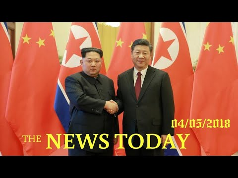 North Korea's Kim Told Xi He Wanted To Resume Six-party Disarmament Talks: Nikkei | News Today ...