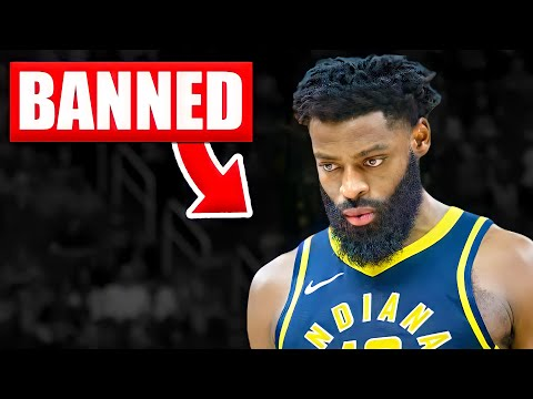 Players BANNED From The NBA
