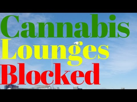 Nevada Politicians Block Las Vegas Marijuana Social Lounges