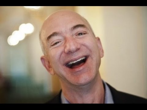 Jeff Bezos BEST laughs compilation EVER !!!