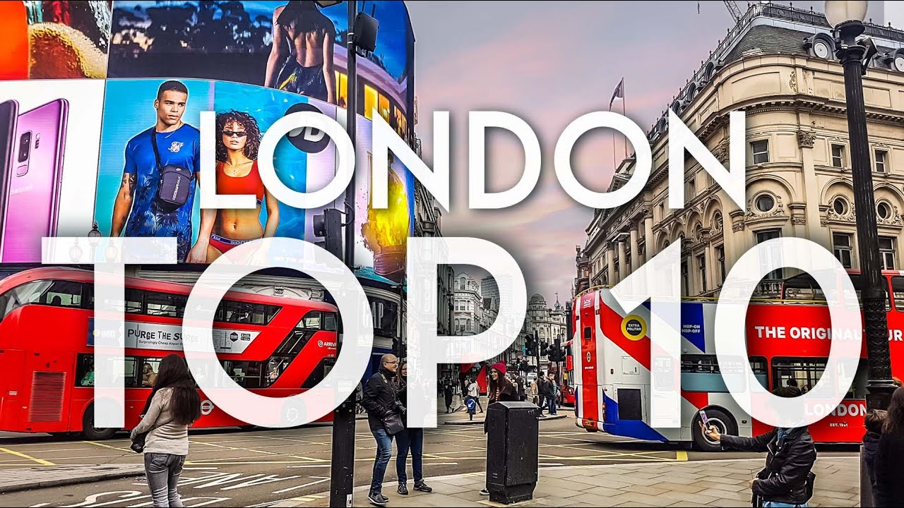 Download TOP 10 things to do in London