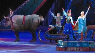 Baixar - Frozen Disney On Ice Show Highlights With Anna Elsa Hans Olaf Sven Kristoff Skating Grátis
