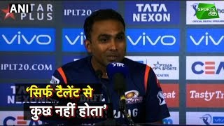 #IPL2018: Mahela Jayawardene Furious Over Hardik Pandya's Performance | Sports Tak