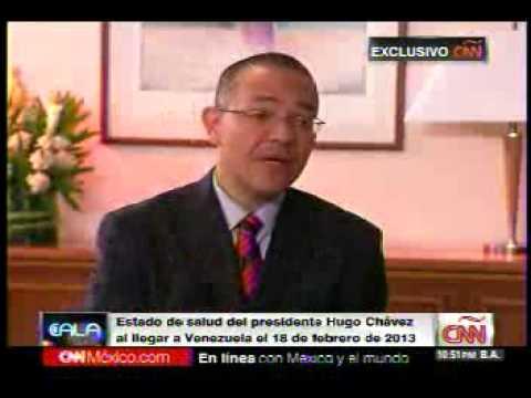 Entrevista a Ernesto Villegas por Ismael Cala CNN Parte 4