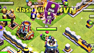WHAT'S INSIDE THE NEW OBSTACLE SPIKE-Y CACTUS COC | CHRISTMAS UPDATE- Clash of Clans