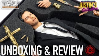 Constantine Hell Detective Thunder Toys 1/6 Scale Figure Unboxing & Review