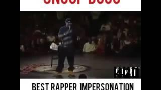 Video Best Rapper Impersonation Ever! download MP3, 3GP, MP4, WEBM, AVI, FLV Juni 2018