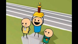 Cyanide and Happiness - Waiting for the Bus (Русский Дубляж)