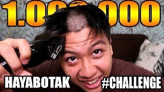 Download Video HAYABOTAK 1 JUTA SUBSCRIBER #CHALLENGE BOTAK MP3 3GP MP4
