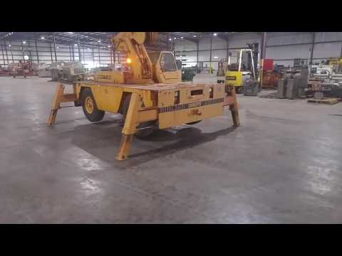 Case Drott carry deck crane model 3330