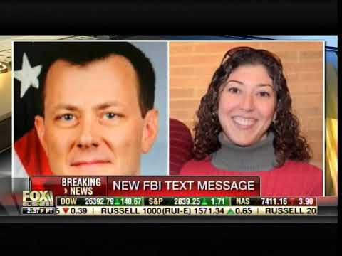 """BREAKING: Strzok Called """"Bill""""  During Campaign to Discuss Strategy!"""