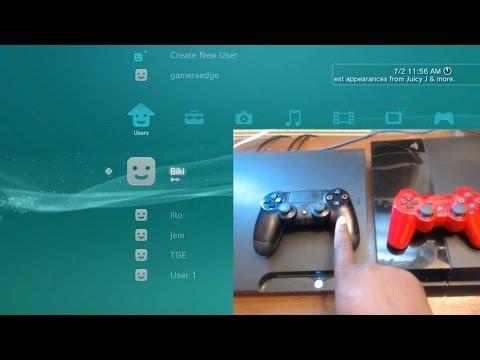 Agora o DualShock 4 pode ser utilizado no PS3 via Bluetooth - Meio Bit