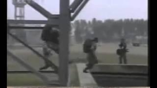 吓坏美国军人 中国海军陆战队演习