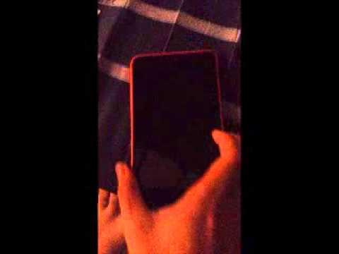 Nokia Lumia 1320 display error