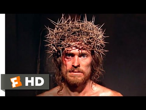 The Last Temptation Of Christ (1988) - Crown Of Thorns Scene (6/10) | Movieclips