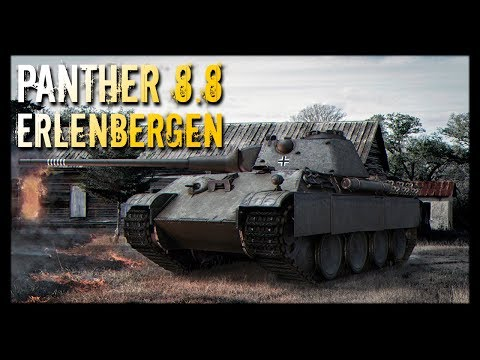 Wot Panther mit 8,8 cm L/71 MバッチGetヽ(`△´)/ from YouTube · Duration:  10 minutes 27 seconds
