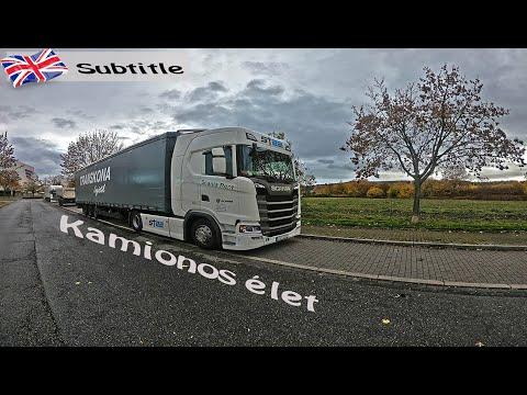A kamionos egy hete - szopóroller 2019