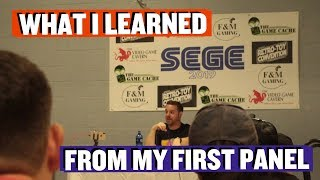 What I Learned on my Southeast Game Exchange Panel
