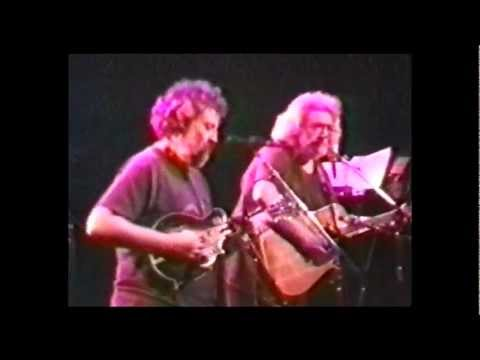 Jerry Garcia & David Grisman - When First Unto This Country - 02-02-1991