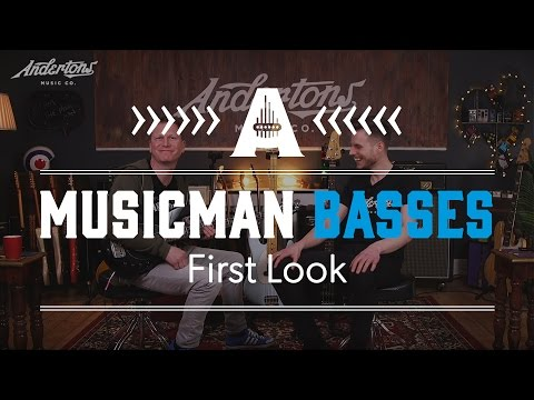 All About The Bass - A First Look at Music Man Basses