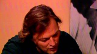 David Gilmour - Interview - 7/6/1981 - unknown (Official)