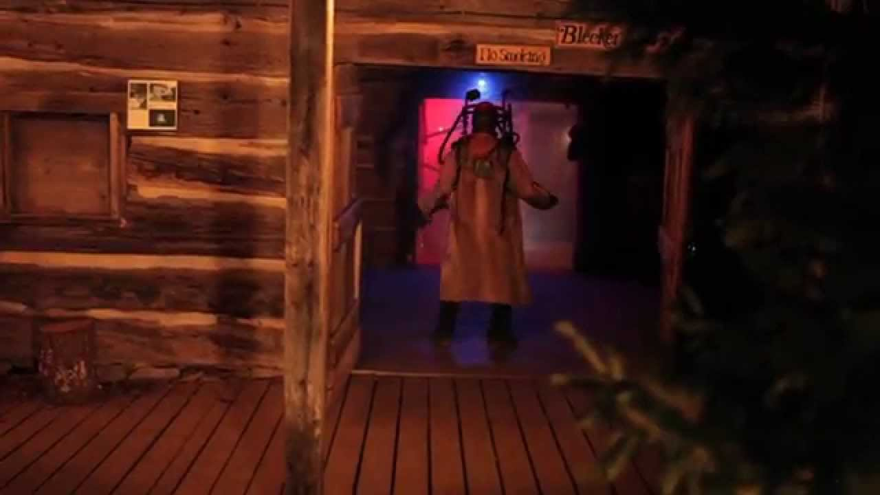 barn of terror halloween frightfest at saunders farm - Farm Halloween
