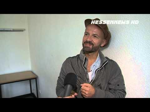 Shantel im Interview in Kassel 24.08.2012