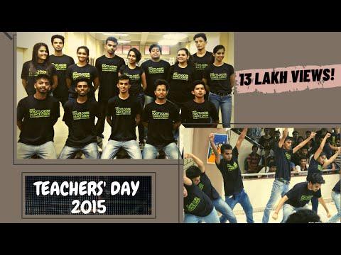 RAIT Teachers Day 2015 - Performance by RAIT Footloose