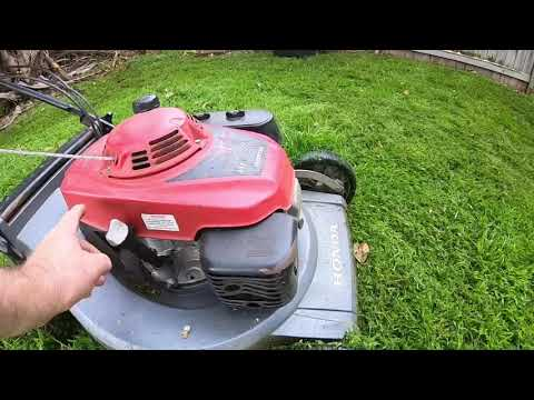 My Compact Lawn Mowing Set Up - On The Job Full Video - Start To Finish - How I Do It