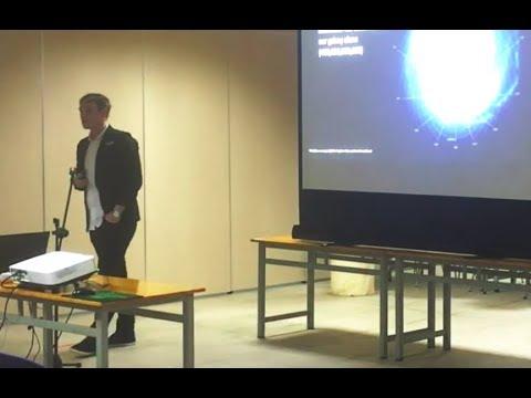 The Big Present | James Eyre | TEDxKISHCMC