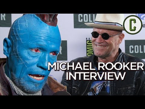 Michael Rooker Talks Guardians of the Galaxy 2 & the YonduMary Poppins Craze  Collider Video