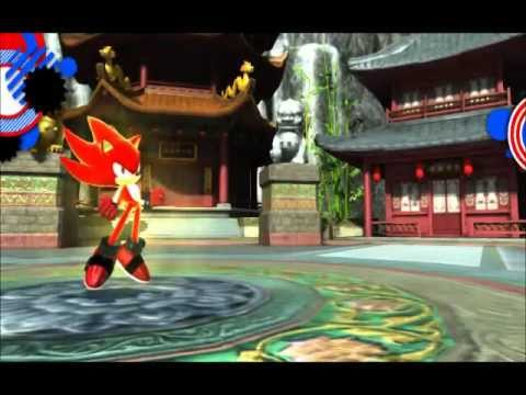 Sonic Generations Dragon Road + Kaio-Ken Sonic Release + Unlimited Ring Mod