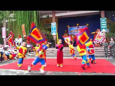 NGÀY HỘI THỂ DỤC THỂ THAO TRƯỜNG MẦM NON XUÂN PHƯƠNG 2015