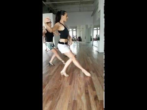 Técnica Mujer en Tango - Paula Franciotti - Technique Women Tango